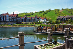 Blue Mountain Resort Collingwood Ontario Canada