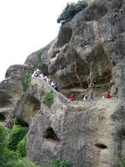 (cod_gabriel) Tags: greece grecia meteora monastery abbey rock rocks