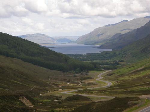 Loch ahead