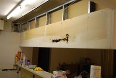 Kitchen renovation day 2