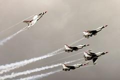 thunderbirds (Joits) Tags: airshow f16 thunderbirds miramar miramarairshow