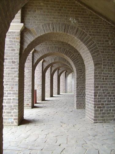 Colosseum gallery, Xanten