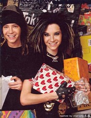 gifts for the twins (polaroidgirl11) Tags: twins german th tokiohotel billkaulitz tomkaulitz georglisting gustavshafer