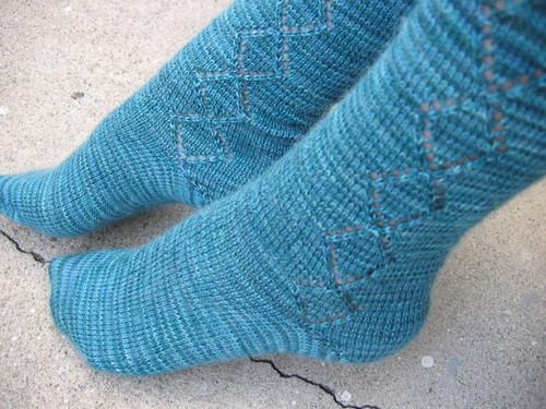 socks anne knitting yarn schaefer