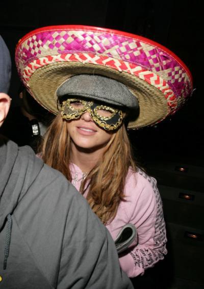 Britney Sombrero