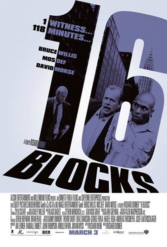 16 Blocks (2006) big release