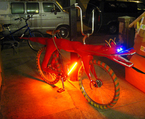 Jay Broemmel's Dragon Bike