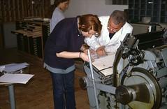 Isia Urbino: tipografia 1997-98