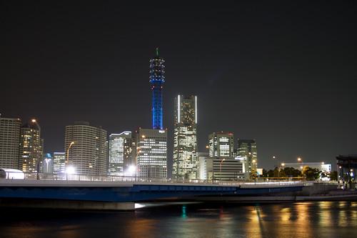 Yokohama -- EOS kiss Digital X