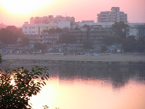 Sabarmati sunset