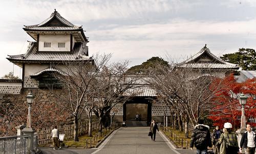 kanazawa castle-0769