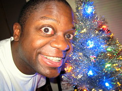 Me and the Christmas Tree - Day 150