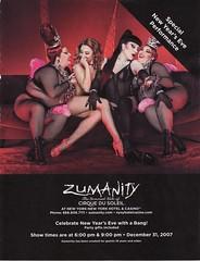 ad: zumanity 1