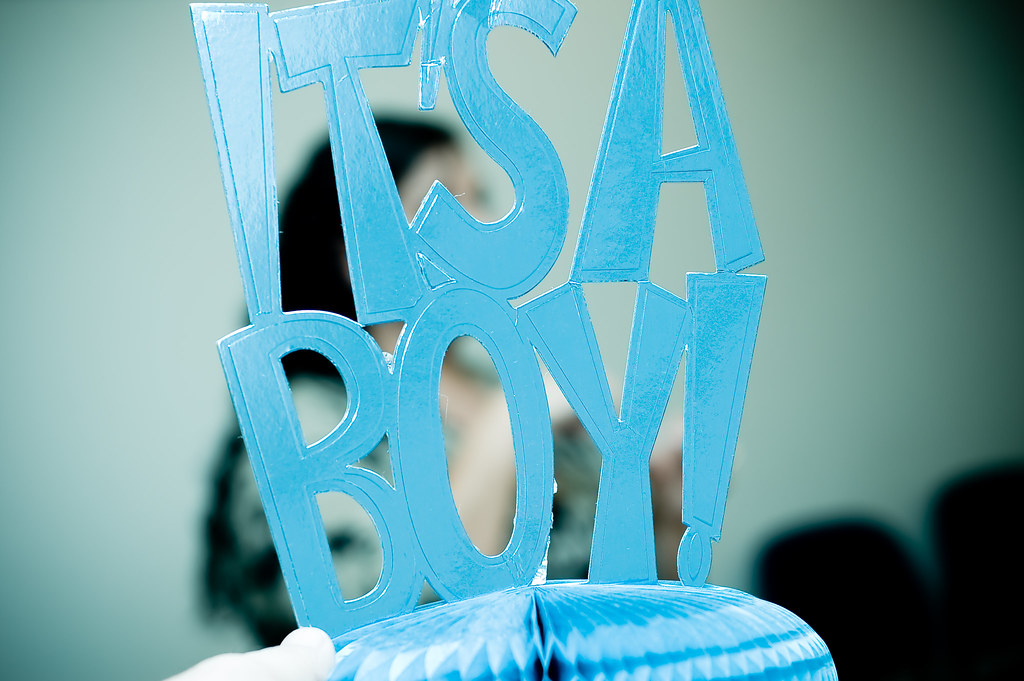 Baby Shower: It's a boy