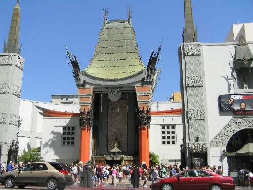 Teatro chino en Hollywood