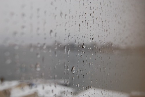 Photo 101: Week 2 - Rainy Window
