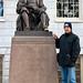 John Harvard and me