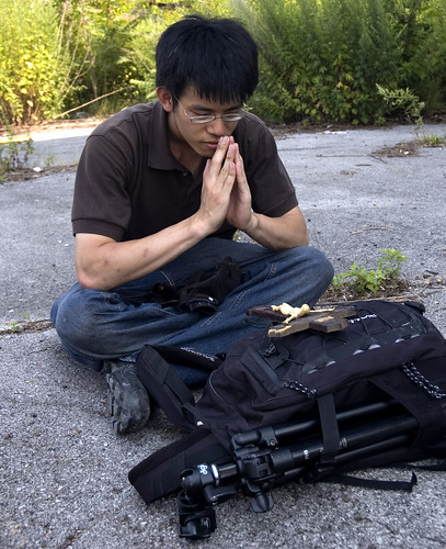 Prayer of the Explorer