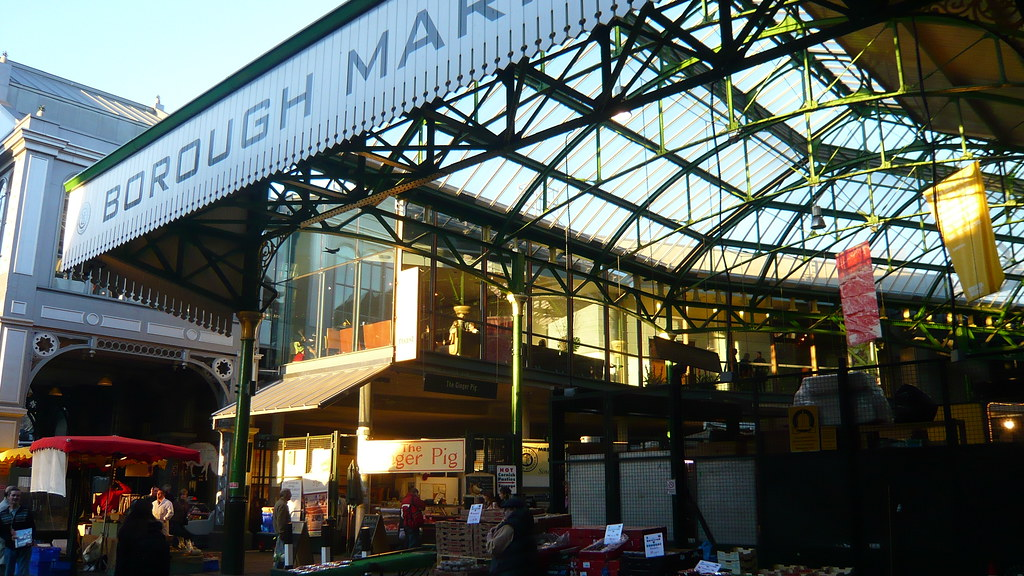 Borough Market by HerryLawford, on Flickr