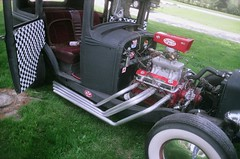 my ride (yrnmike) Tags: car diy headers exhaust homebuilt ratrod hotrohotrod