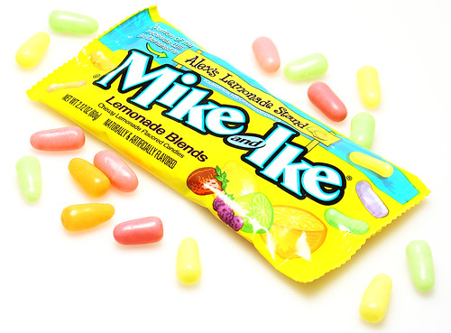 Mike and Ike Alex Lemonade Stand