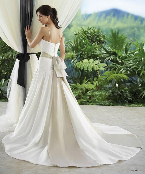 Vestidos de novia baratos-967B