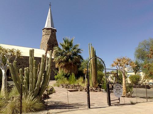 Keetmanshoop Museum, Keetmanshoop, Namibia by Mandy J Watson, on Flickr