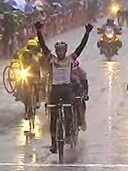 George Hincapie Stage 7 win