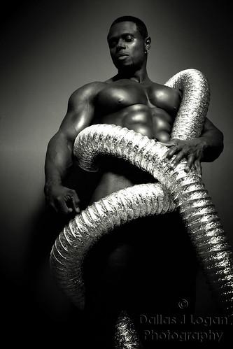 Model: Sean Jones