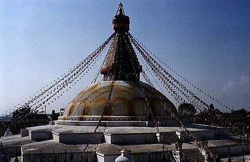 Bodnath Temple, Kathmandu