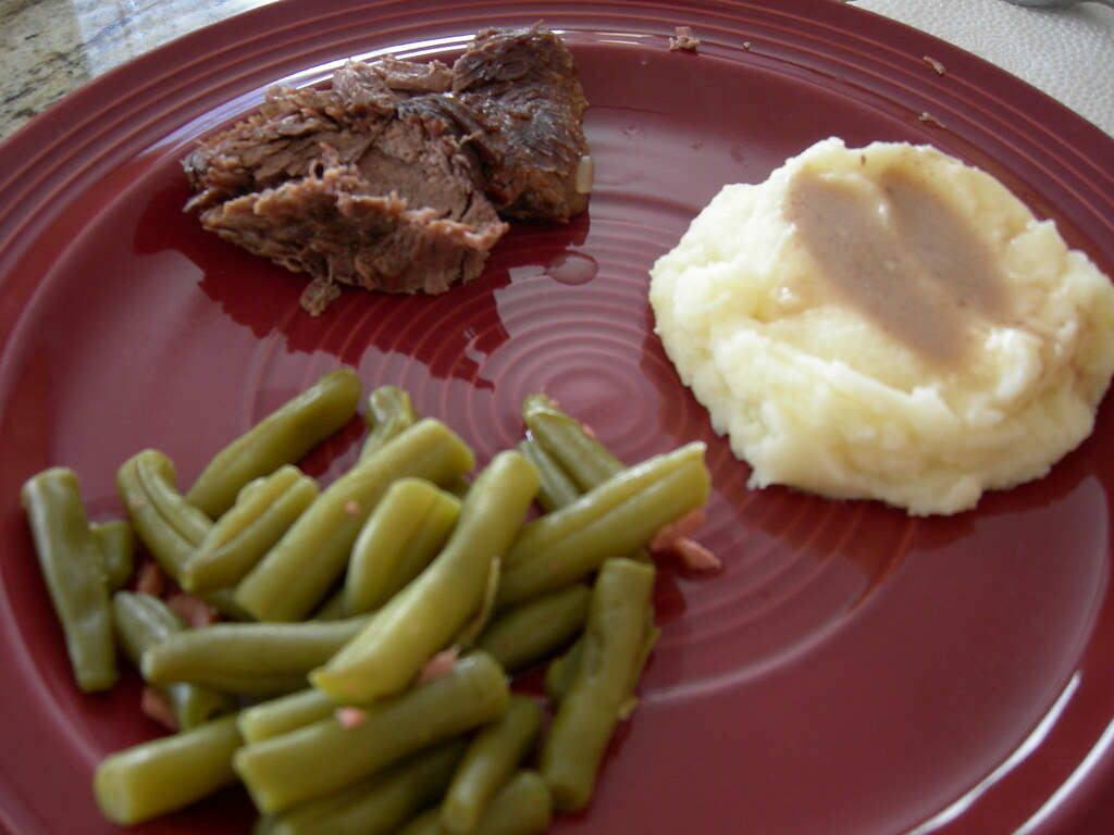 awesome slow cooker pot roast dinner