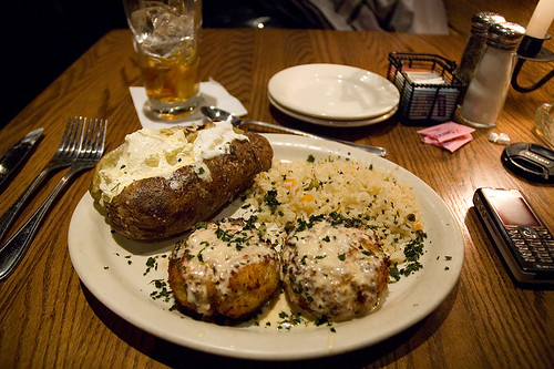 Crab Cakes in Roanoke, Virginia