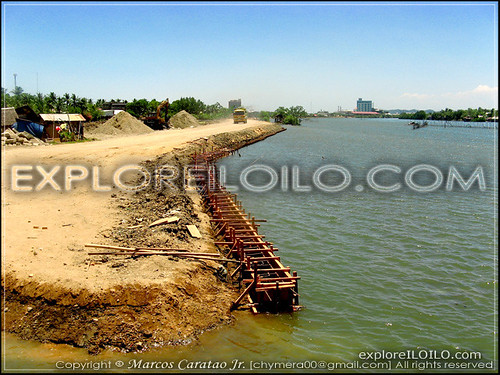 Iloilo Boulevard Proposed