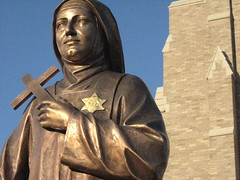 Statue of St. Edith Stein, Brockton