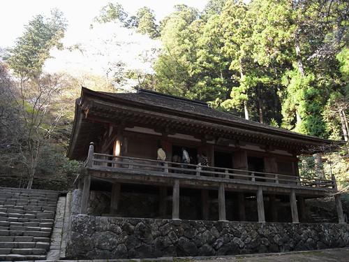 室生寺(金堂)-08