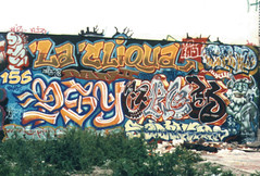 (156 ALL STARZ) Tags: nyc paris berlin graffiti montreal tag paulo sao psy 156 creez psyckoze