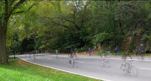 Ciclismo en Central Park