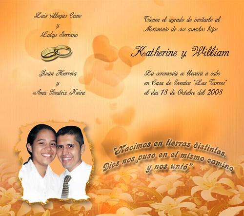 ... Foro • Ver Tema - Tarjetas de invitacion y participacion para boda