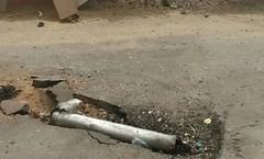 وفاة مقيم إثر سقوط مقذوفات من الأراضي اليمنية على جازان (ahmkbrcom) Tags: منطقة جازان