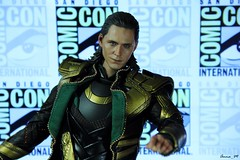 5. Say my name. (Anna_Mai) Tags: actionfigures hottoys onesixscale loki avengers marvel tomhiddleston sdcc