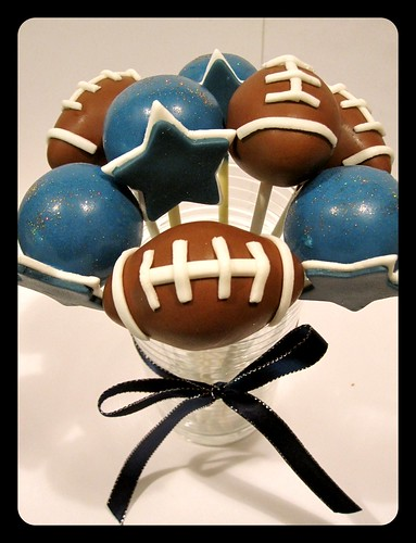 dallas cowboy lollicakes by Lollicakes728