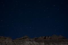 From our campsite in Kodachrome Basin (CGinMN) Tags: camping sky night stars utah nationalpark nikon kodachromebasin d90