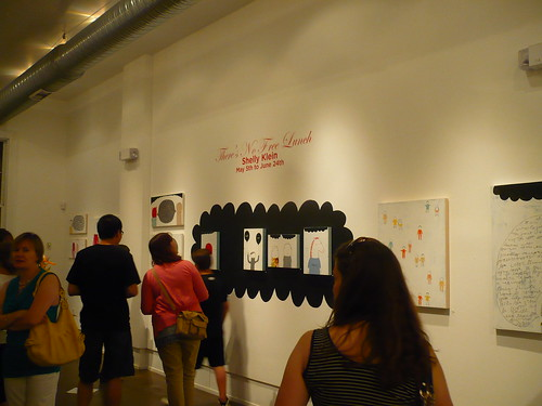 Shelly Klein Exhibit