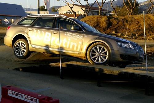 Audi A6 Prueba diferencial