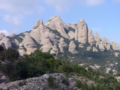 Mountain 4390 (sfgamchick) Tags: spain monastery montserrat