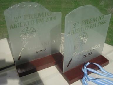 2do. Premio Torneo Comercial Abierto