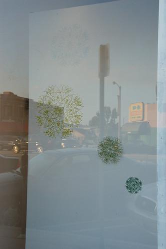 doily reflection