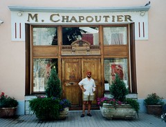 M Chapoutier Tasting Room, France