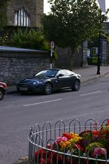 Jaguar XK (colinfinkle2@rogers.com) Tags: ireland kinsale jaguar xk