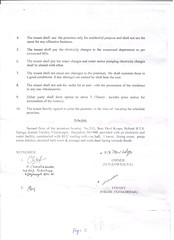 Rental agreement 2